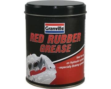 0846 500g Tin Red Rubber Grease