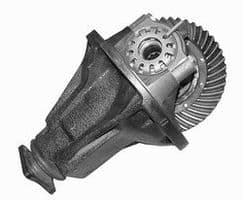 Differential & Axle Case