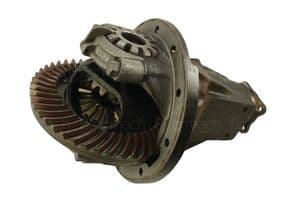 Differential & Axle Case Series III