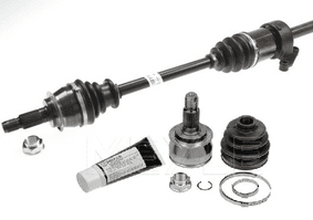 Driveshafts & CV Joints W10 & 1ND Engines