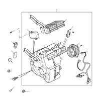 Heater & Blower from 1A000001