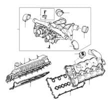 Inlet Manifold & Cylinder Head Covers