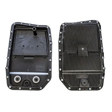 LR007474 ZF 6 Speed Automatic Transmission Composite Sump Pan (With built in seal and filter)