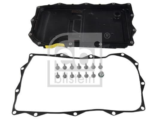 LR065238 ZF8HP Sump Pan with built in Filter & Seal