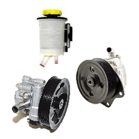 Power Steering Pump & Reservoir