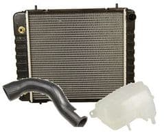 Radiators, Hoses & Header Bottles