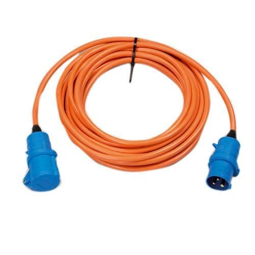 RCT1660 240V 16 amp 25 metre Mains Extension Lead