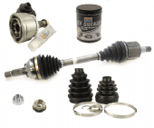 Rear Driveshafts, CV Joints, Boot Kits & Fittings