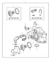 Thermostat, Housing & Switches