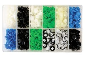 Trim Clips - Trade Packs & Assortment Boxes