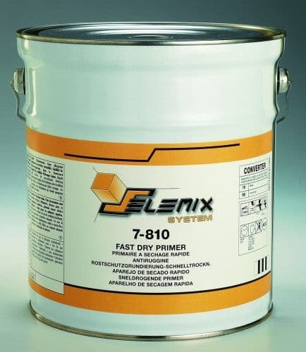 7-810 Fast Dry Primer Anti Rust 5 Litre