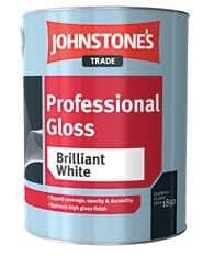 Johnstones Trade Professional Gloss Chinese Porcelain