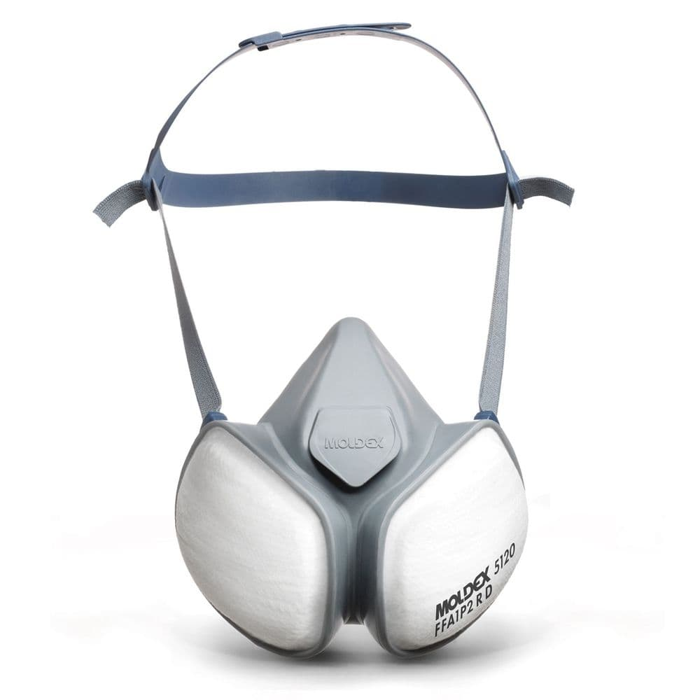 Moldex CompactMask Respirator. Protection Against Gas, Vapour and Dust