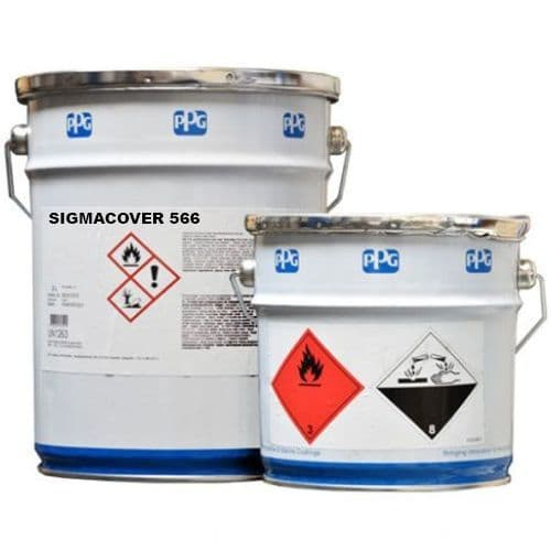 PPG Sigma SigmaCover 566 Grey 4L