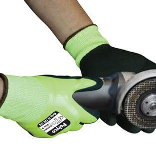 Polyco Grip It Oil C5 Cut Resistant Gloves