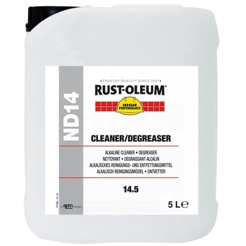 Rust-oleum ND14 Cleaner Degreaser