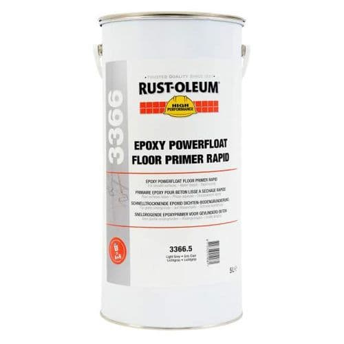Rustoleum 3366 Epoxy Powerfloat Floor Primer Rapid