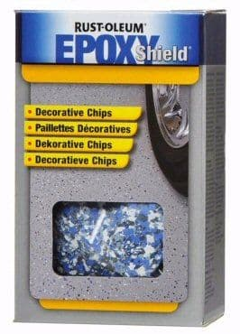 Rustoleum EpoxyShield Decorative Flakes/Chips