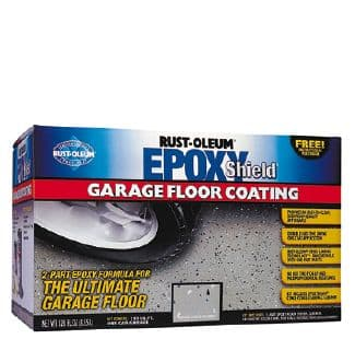 Rustoleum EpoxyShield Garage Floor Coating Kit