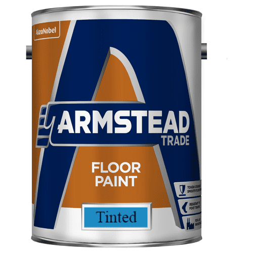 Armstead Trade Floor Paint Custom Mixed Colours 5L