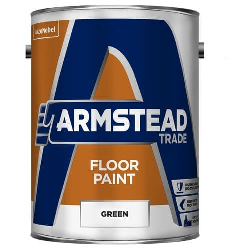 Armstead Trade Floor Paint Standard Colours