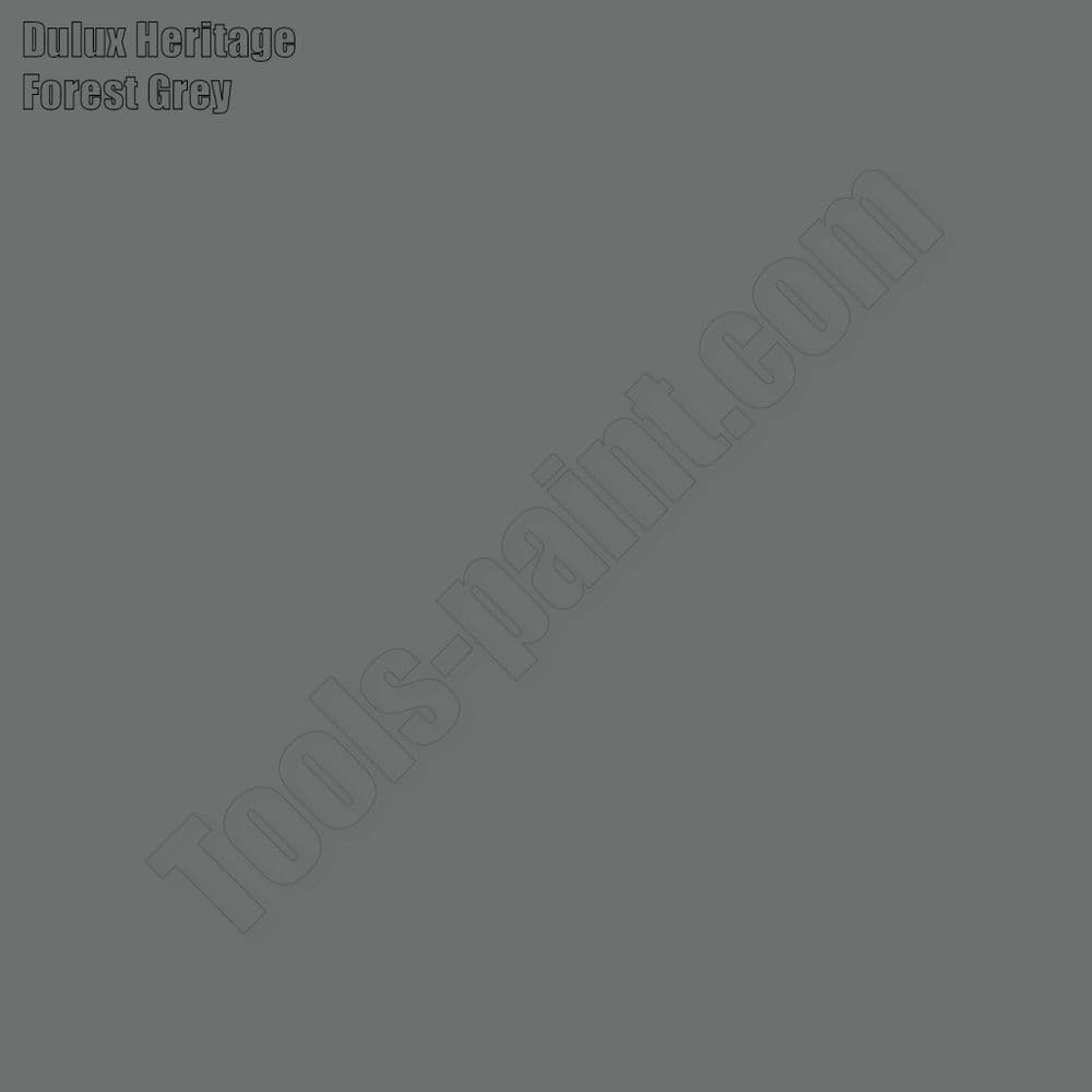 Dulux Heritage Forest Grey
