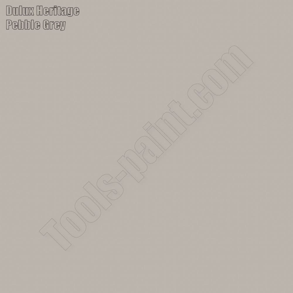 Dulux Heritage Pebble Grey