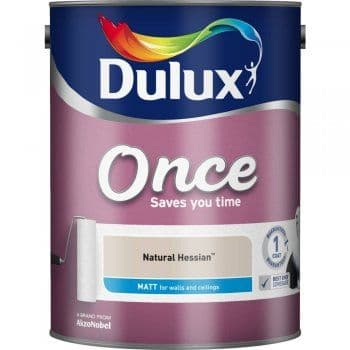 Dulux Once Matt 5L