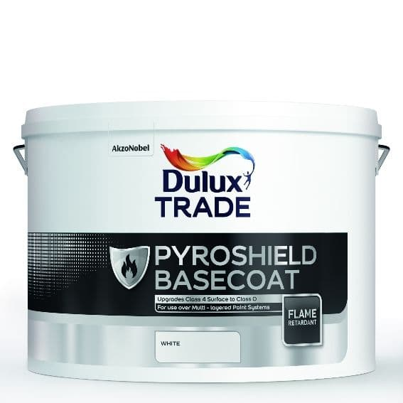 Dulux Trade Pyroshield Fire Upgrade Basecoat 10L