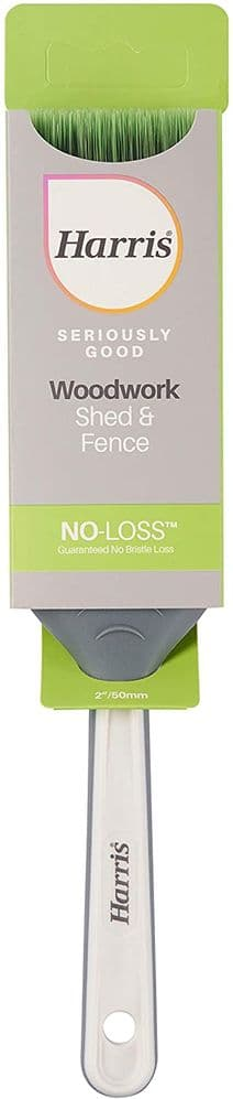 Harris Seriously Good Shed & Fence Paint Brush 2 inch