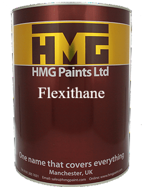 HMG Flexithane Single Pack Flexible Polyurethane Coating Custom Mixed Colours