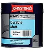 Johnstones Trade Acrylic Durable Matt Chinese Porcelain