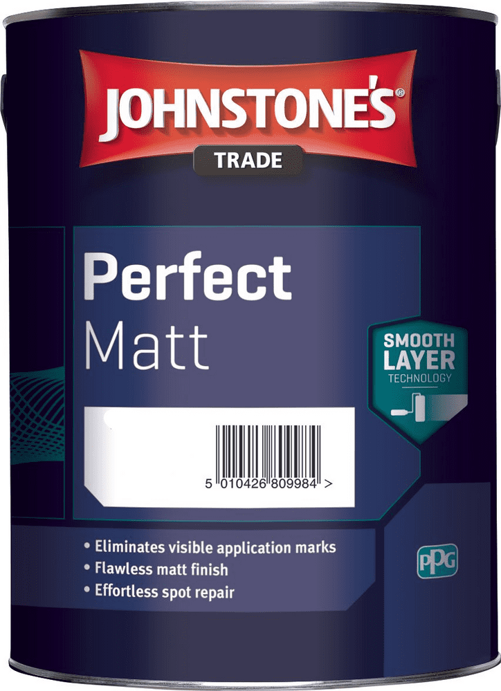 Johnstones Trade Perfect Matt Custom Mixed Colours