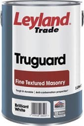 Leyland Trade Truguard Fine Textured Masonry Custom Mixed Colours 5L