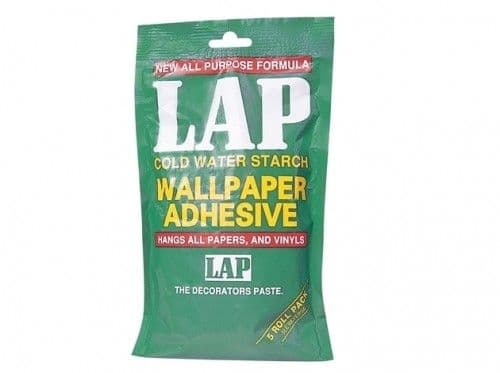 Polycell Lap All Purpose Adhesive 5 Roll DISCONTINUED