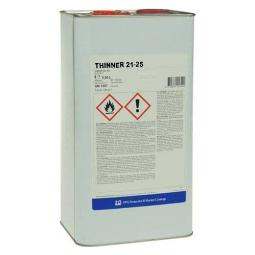 PPG Sigma Thinner 21-25 (Amercoat 101) 5L