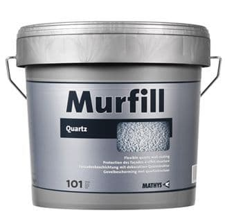 Rust-oleum Mathys Murfill Quartz Paint White 15kg