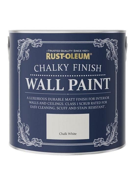 Rustoleum Chalky Wall Paint 2.5L