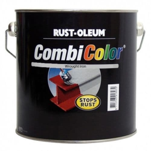 Rustoleum CombiColor 7300 Wrought Iron Metal Paint