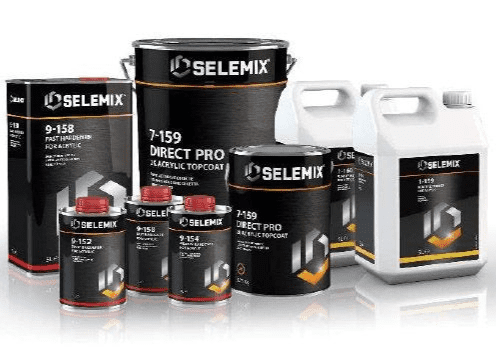 Selemix Thinner for Acrylic