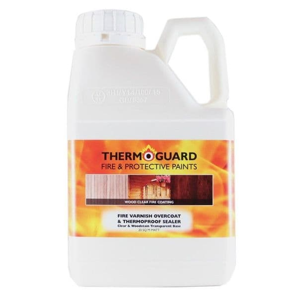 Thermoguard Thermoproof Interior Clear Sealer
