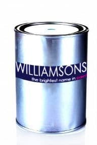 Williamsons Transpeed Extra Pale Body Varnish 5L