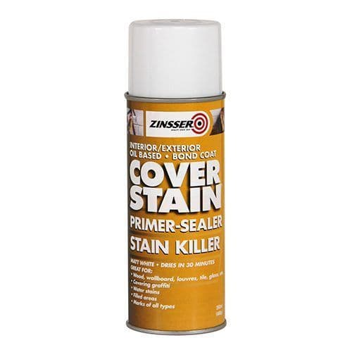 Zinsser Cover Stain  Aerosol 390ml