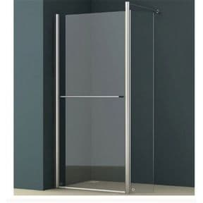 Abacus Vessini E Series Walk-in Shower Screen 900+350x1850mm - VEGE-10-1110
