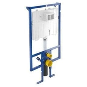 Villeroy & Boch Viconnect Compact Wall Hung WC Frame System Front Dual Flush  92247600