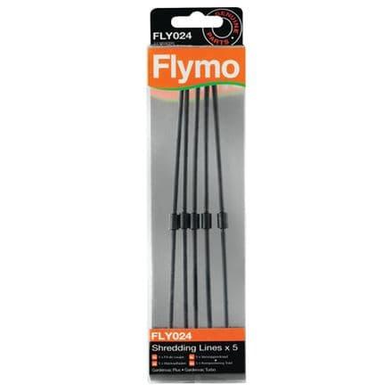 Flymo 513859390 - FLY024 GardenVac Shred Lines x 5