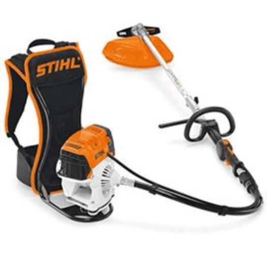 Stihl FR 131 T Powerful 1.4kW-Backpack Brushcutter with 4-MIX Engine and Split Shaft