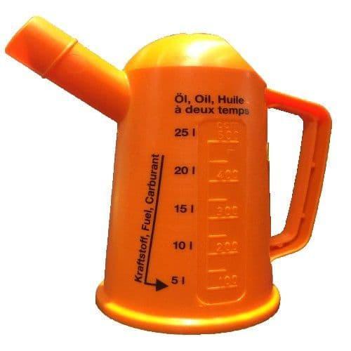 Stihl Measuring jug for mixing fuel -  25 litre measuring jug