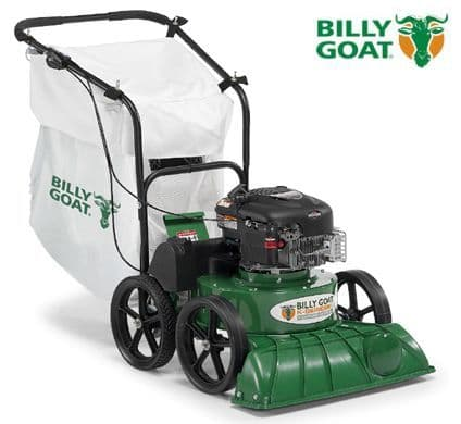 Billy Goat (KV601SP) - Self Propelled Leaf Vacuum