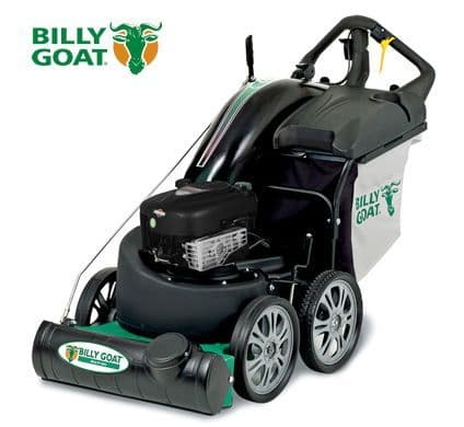 Billy Goat (MV601SPE) - 190cc Self Propelled Leaf Vacuum